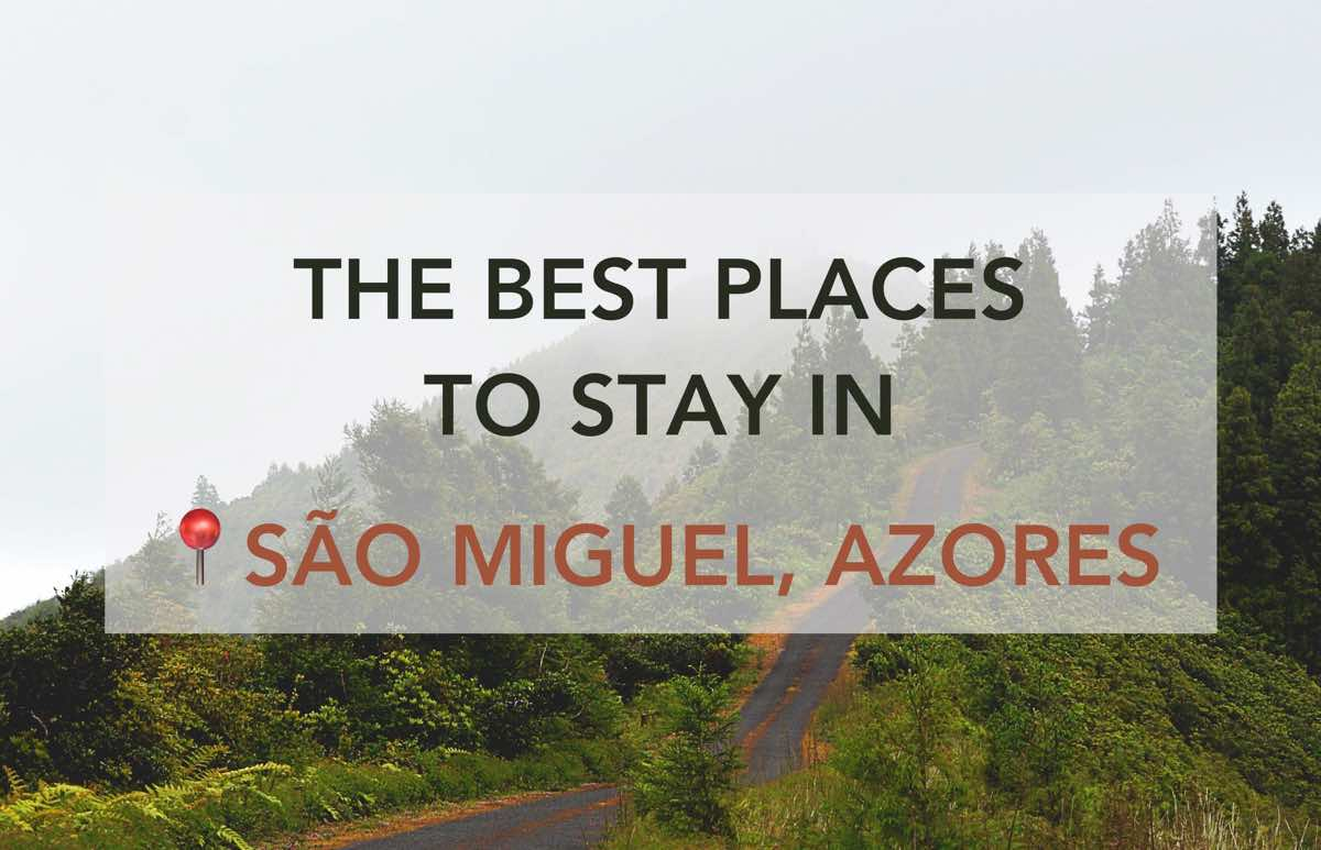 """hotels sao miguel"