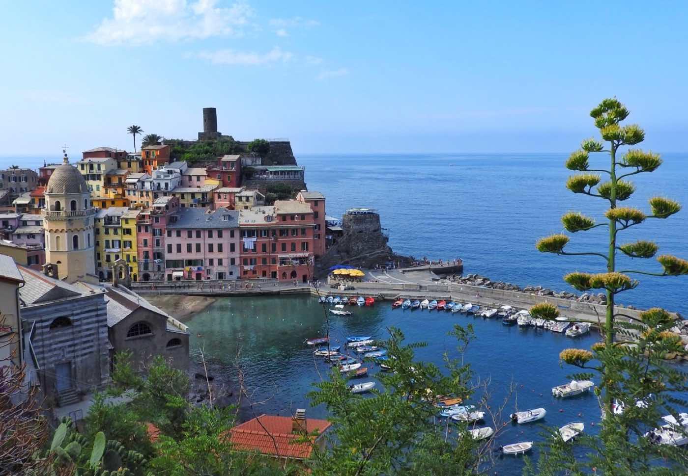 cinque terre blog guide vernazza italy