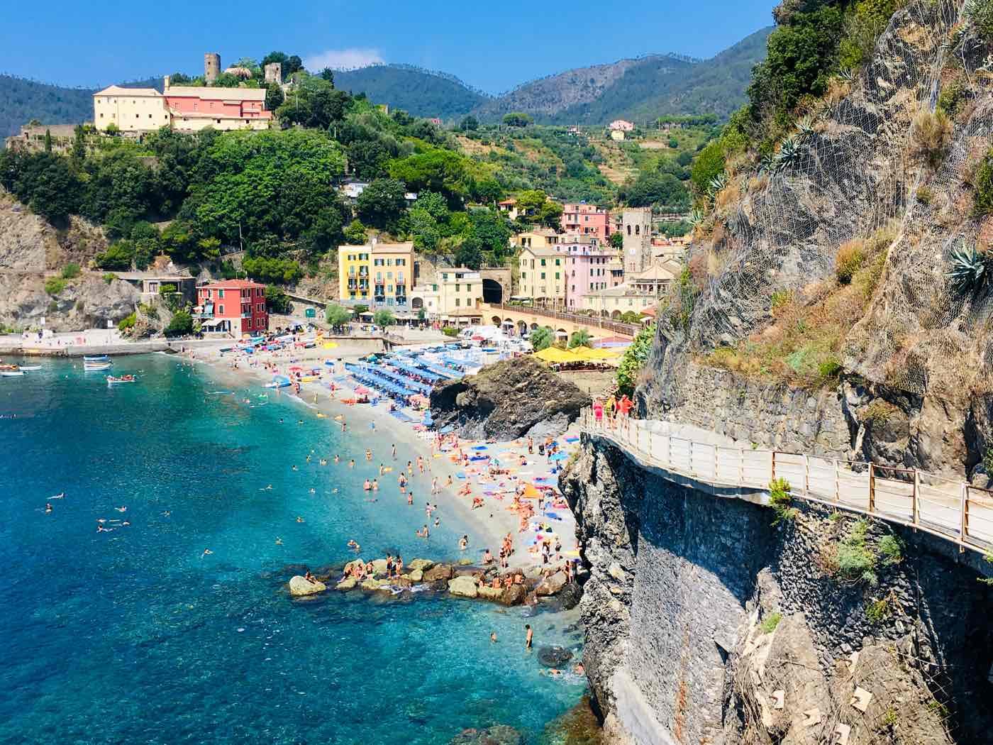 guide cinque terre blog monterosso italy