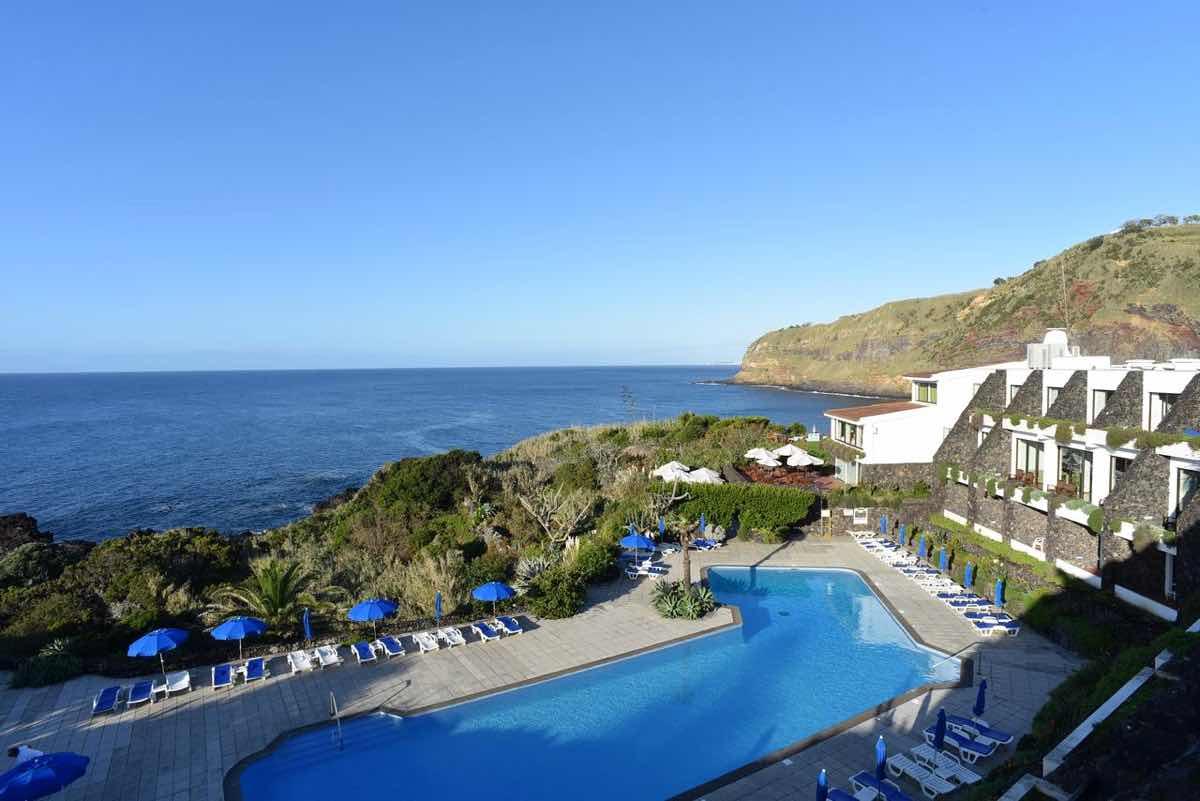 hotels sao miguel caloura hotel