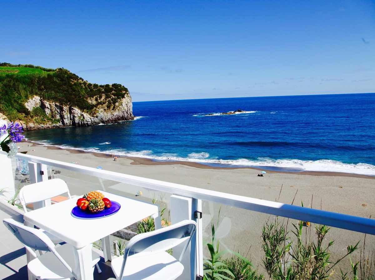 hotels view sao miguel casa da praia