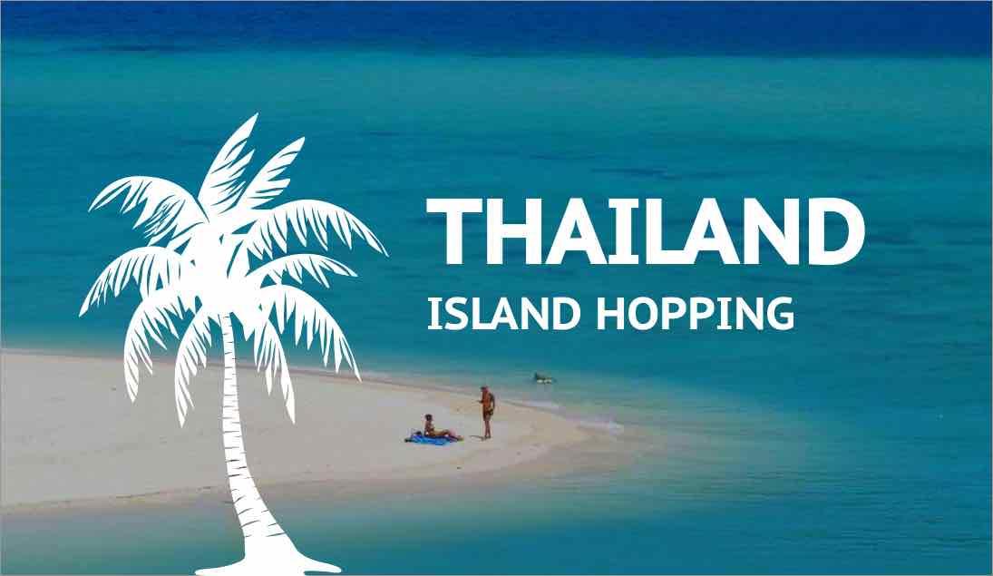 Thailand Island Hopping Twitter
