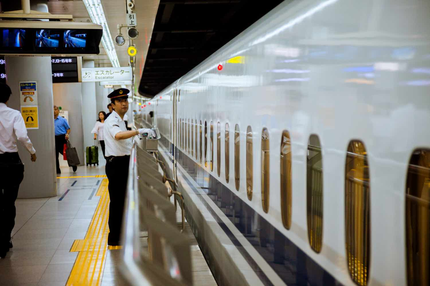 japan things to know trains shinkansen tips