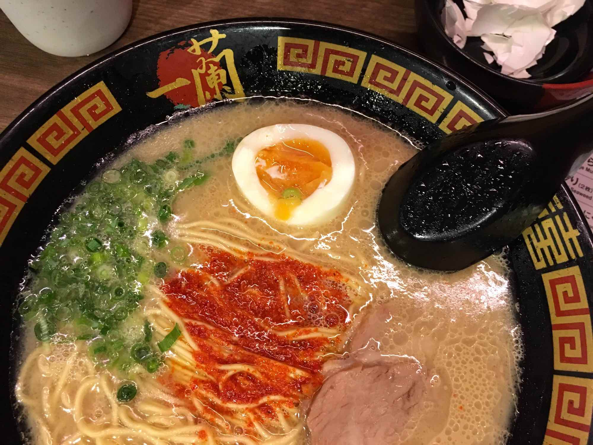 japan travel tips ramen things to know