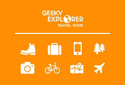 Amazon travel items accessories geeky explorer