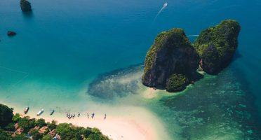 thailand island hopping ao nang above
