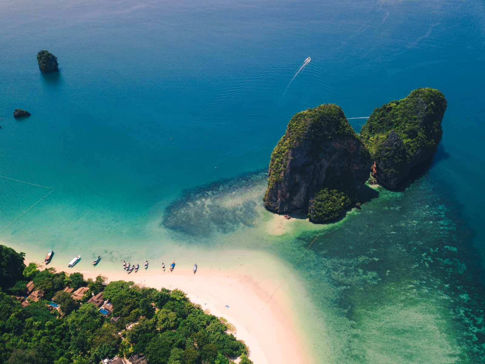 thailand island hopping ao nang