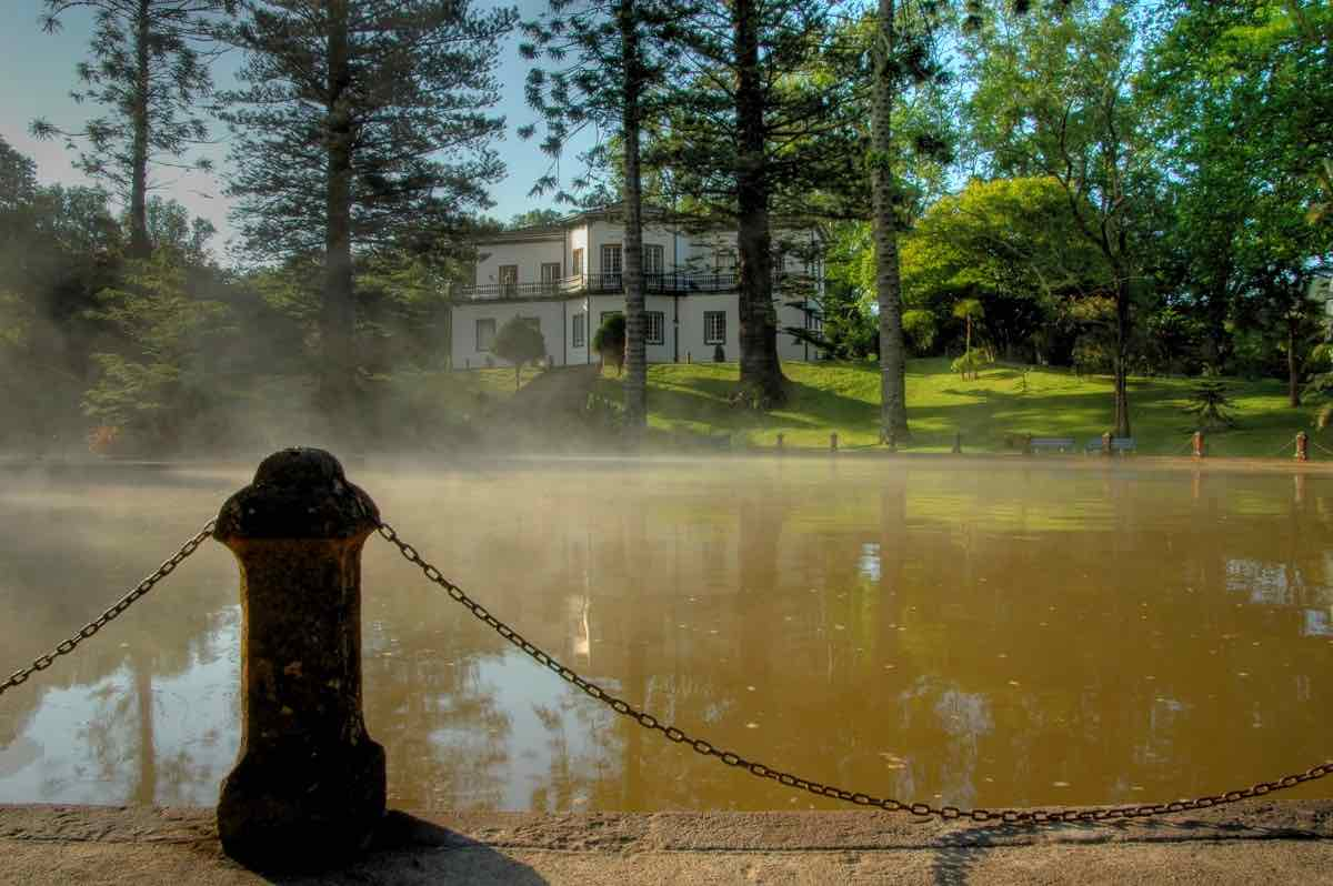 hot springs thermal pools sao miguel azores