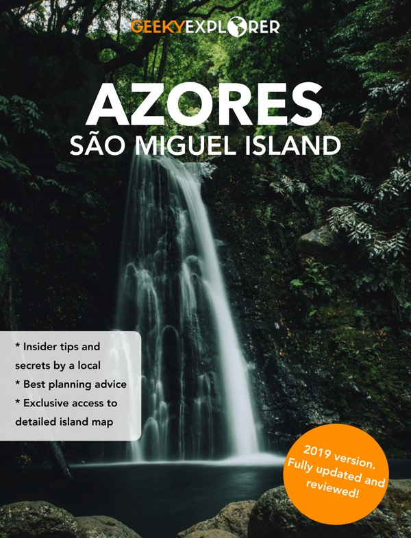 sao miguel azores travel guide ebook pdf