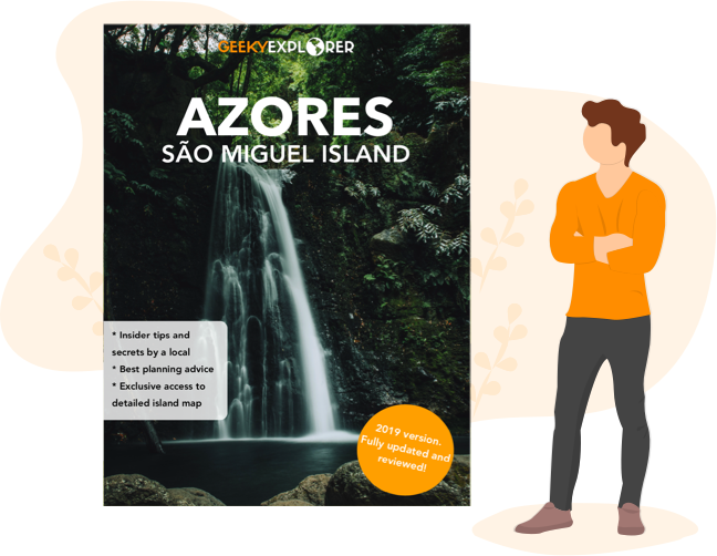 travel ebook azores sao miguel