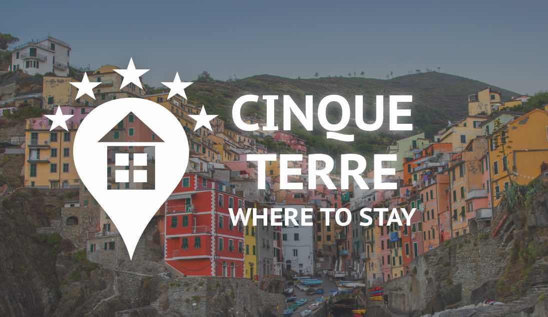 where to stay cinque terre with a view