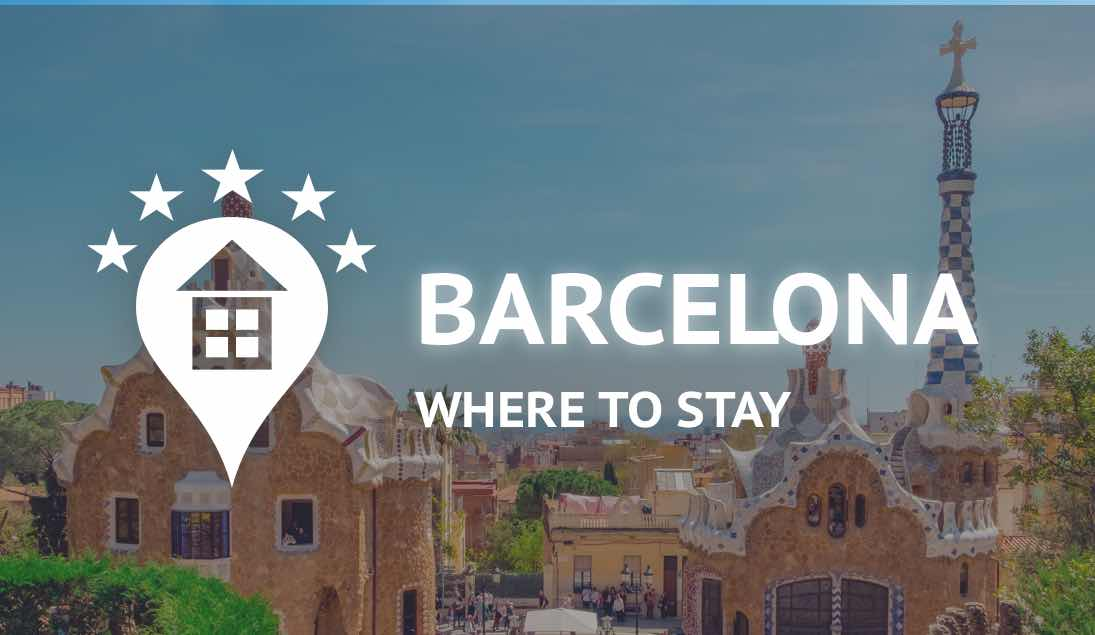 top rated places to stay in barcelona spain best areas