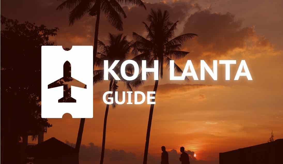 thailand island hopping Koh Lanta Guide