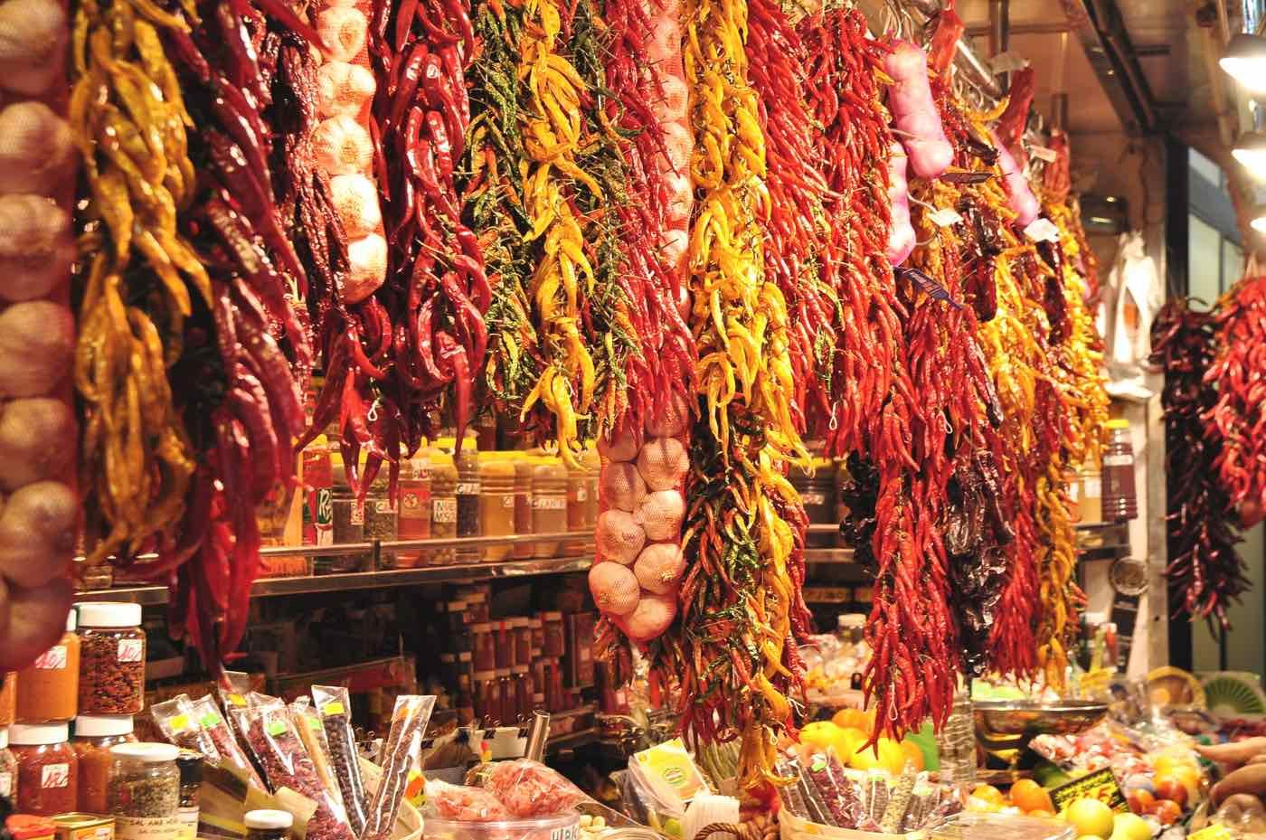 barcelona insider guide blog boqueria market