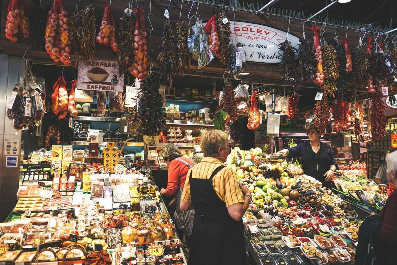 experiences barcelona things to do like a local markets