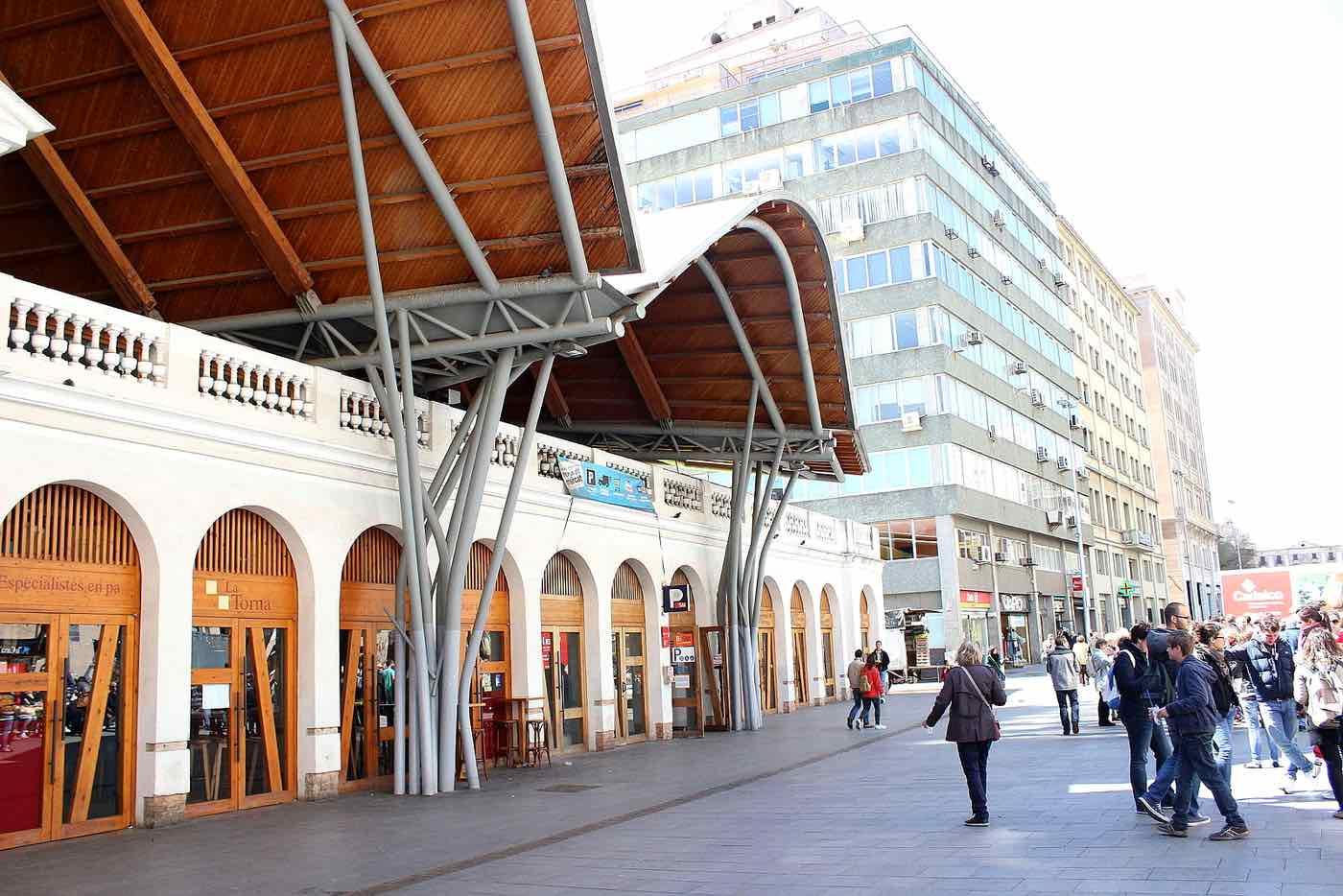 sant caterina market hidden gems barcelona