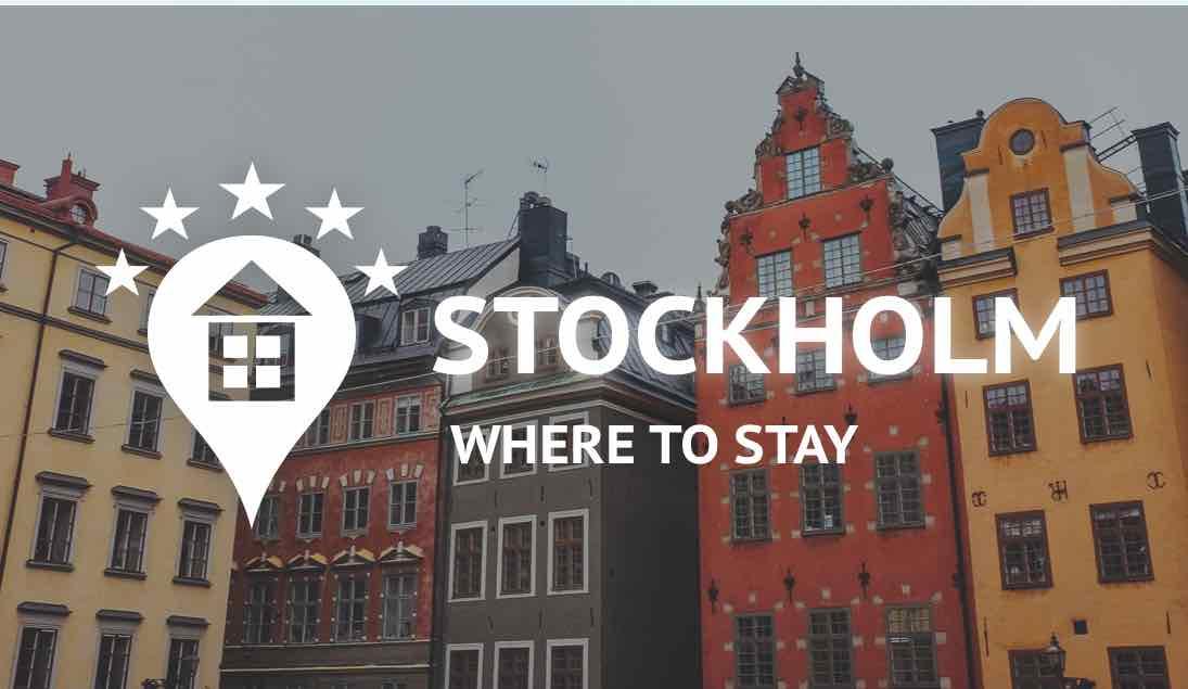 hotels stockholm safest areas