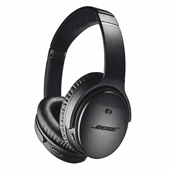 best travel accessories bose noise cancelling headphones