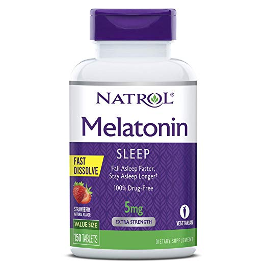 best travel accessories melatonin tablets
