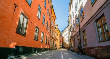 three days in stockholm itinerary city center streets