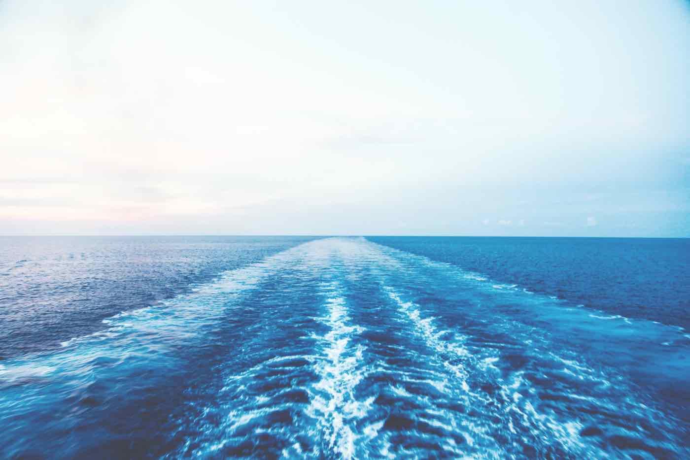Cruise ship pollution water ocean