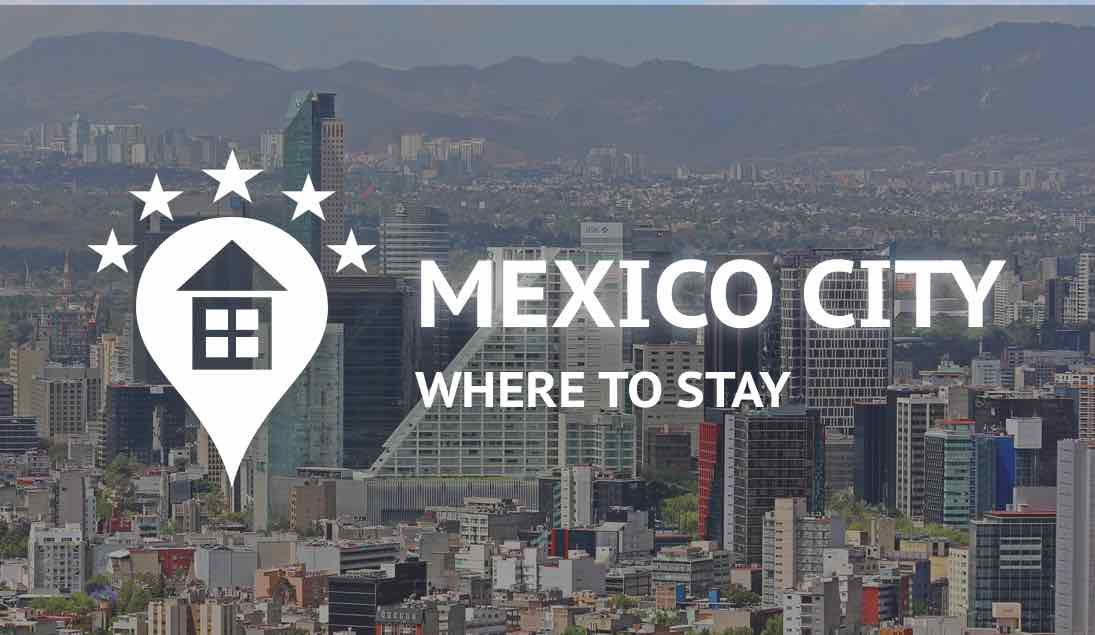 hotels mexico city safest areas
