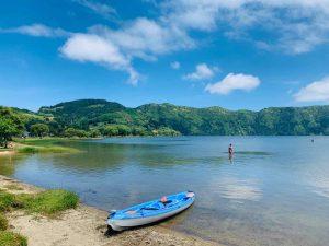 Outdoor activities Azores kayaking
