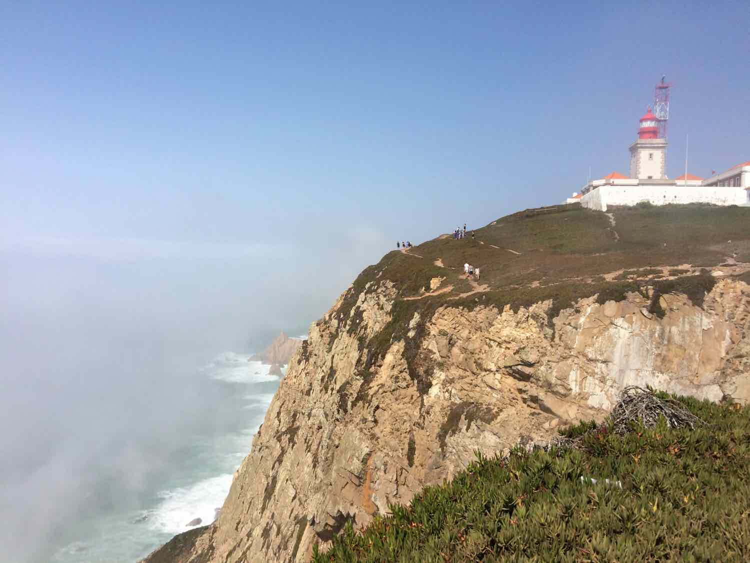 best day trips from lisbon cabo da roca cascais