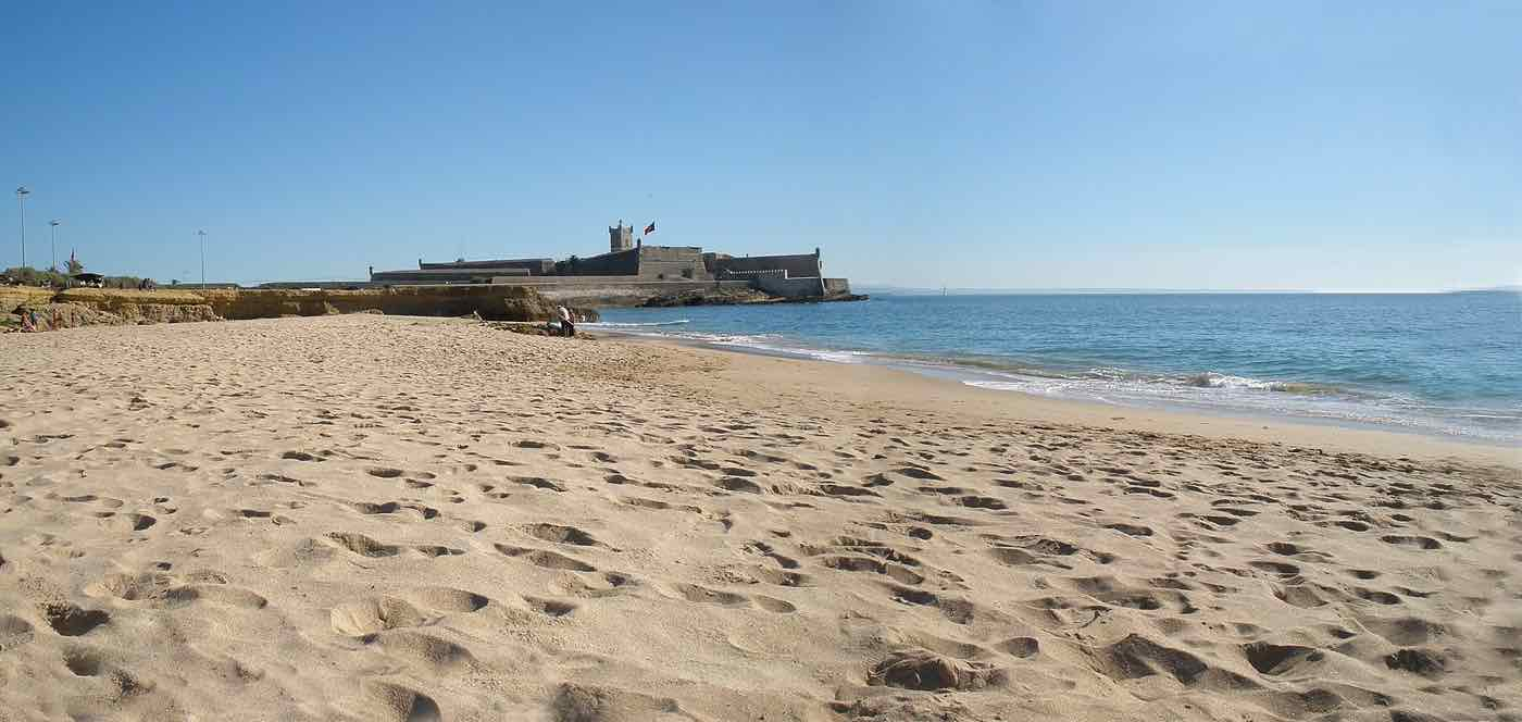 best day trips from lisbon carcavelos beach