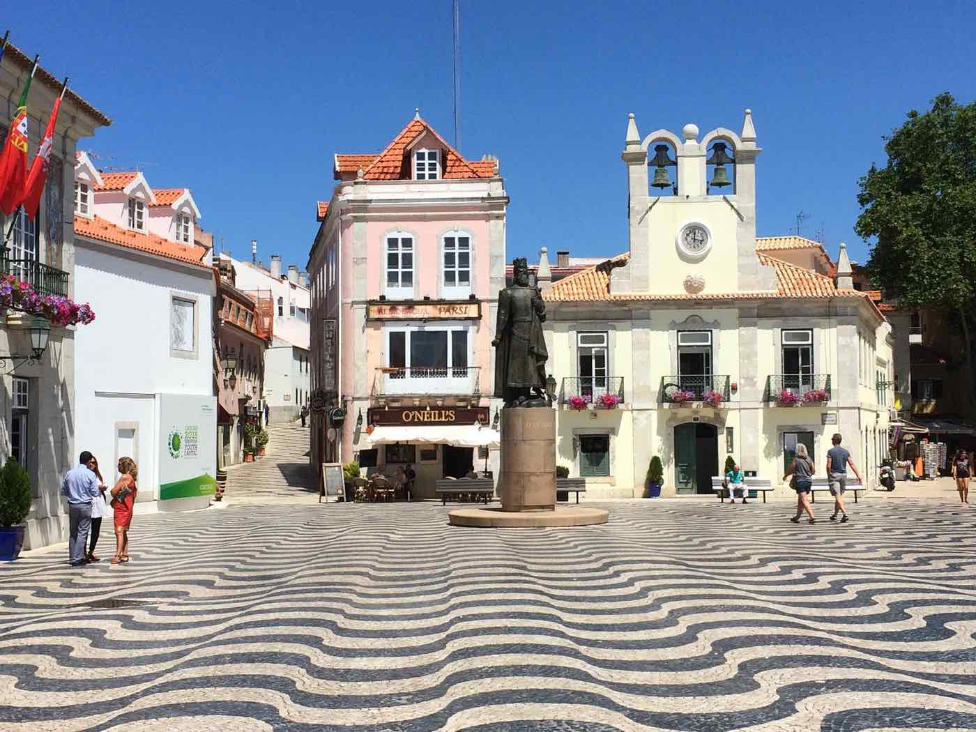 best day trips from lisbon cascais