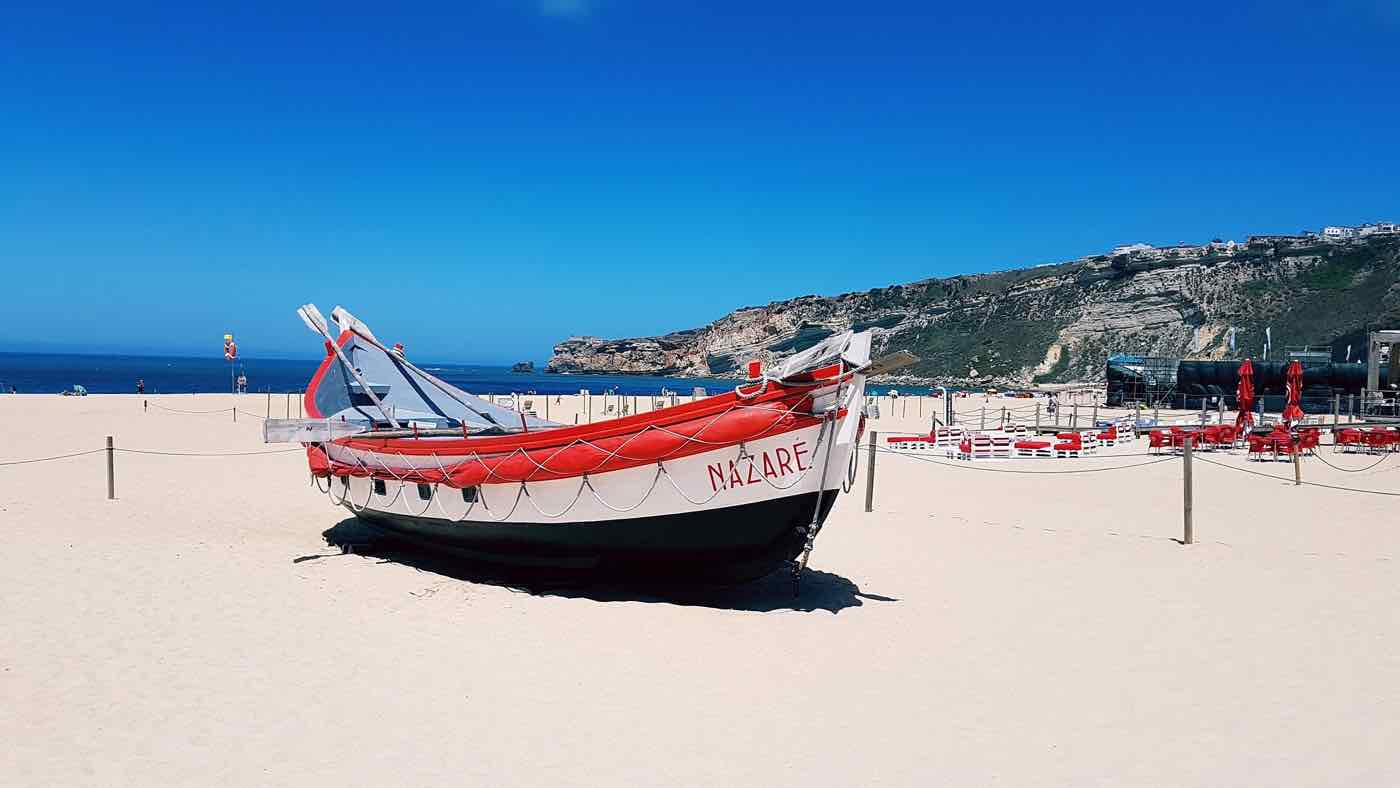 best day trips from lisbon nazare boat