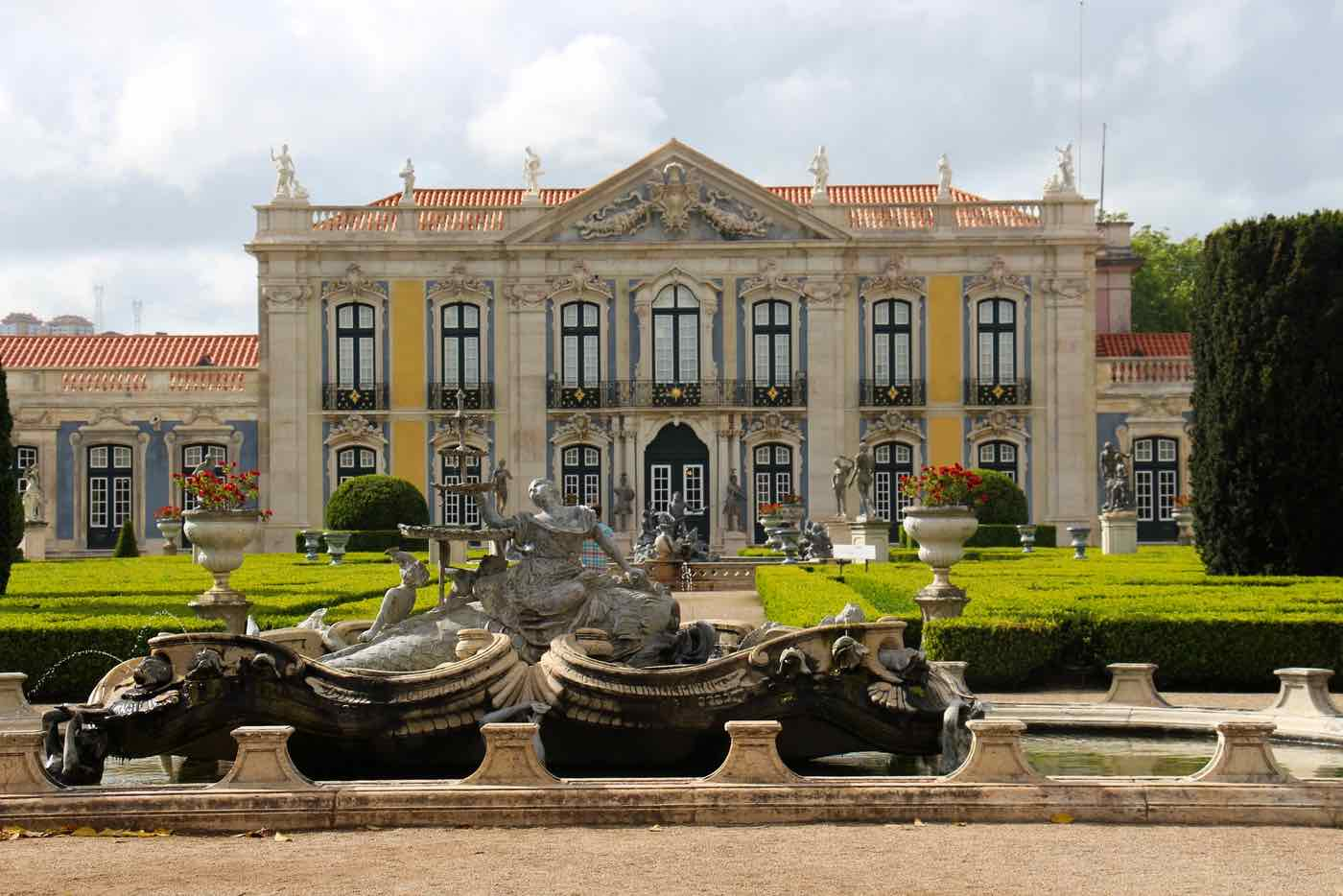 best day trips from lisbon queluz palace