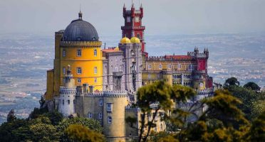 best day trips from lisbon sintra pena palace
