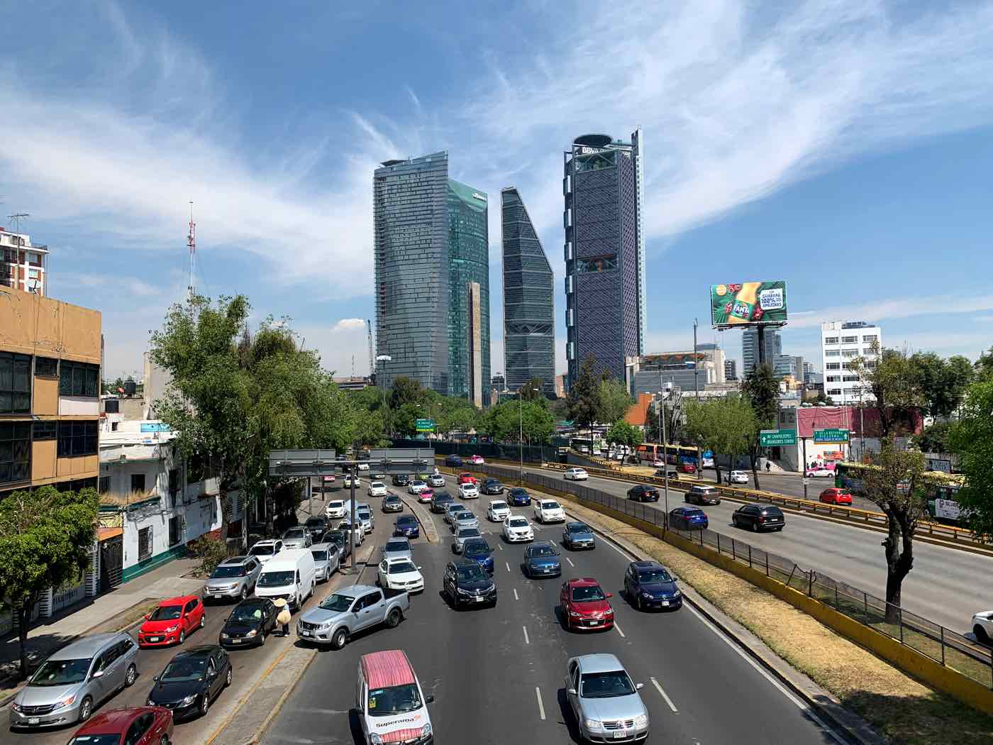 mexico city safety tips highway