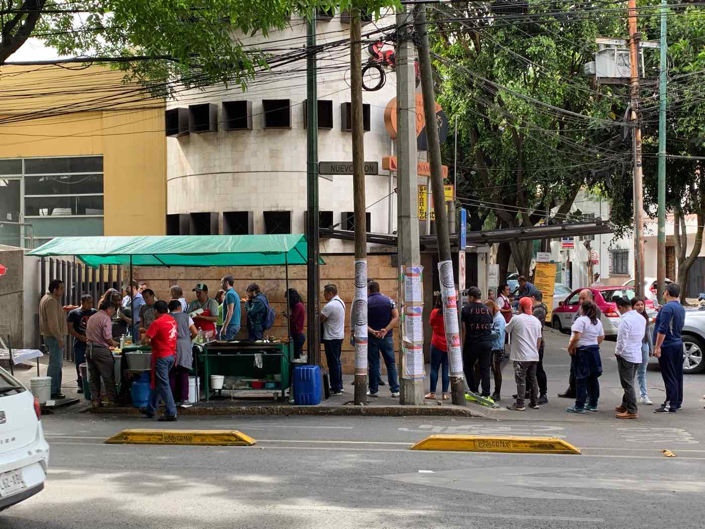 mexico travel tips things to know street food