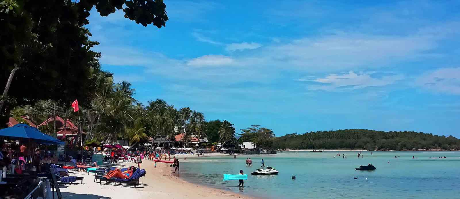 thailand island hopping island gulf thailand