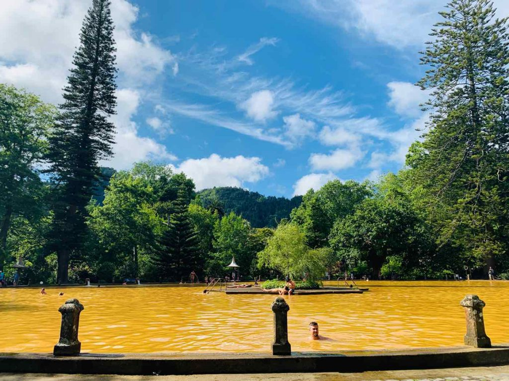 things to do in sao miguel azores thermal pools furnas