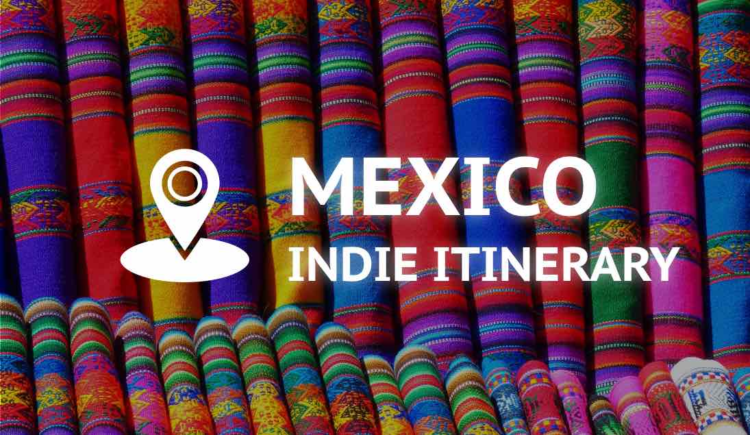 Mexico Itinerary Twitter