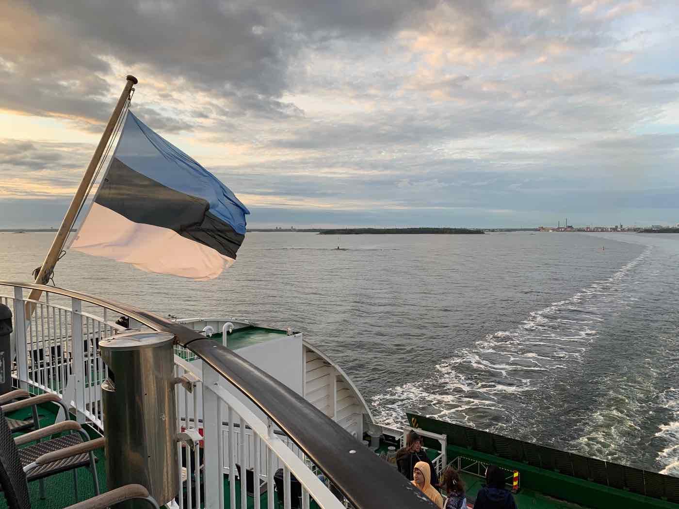 helsinki day trip from tallinn tallink ferry