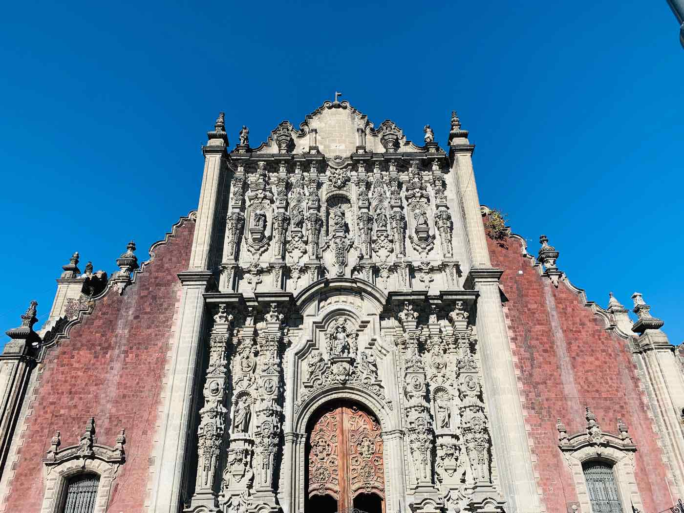 mexico city itinerary zocalo cathedral