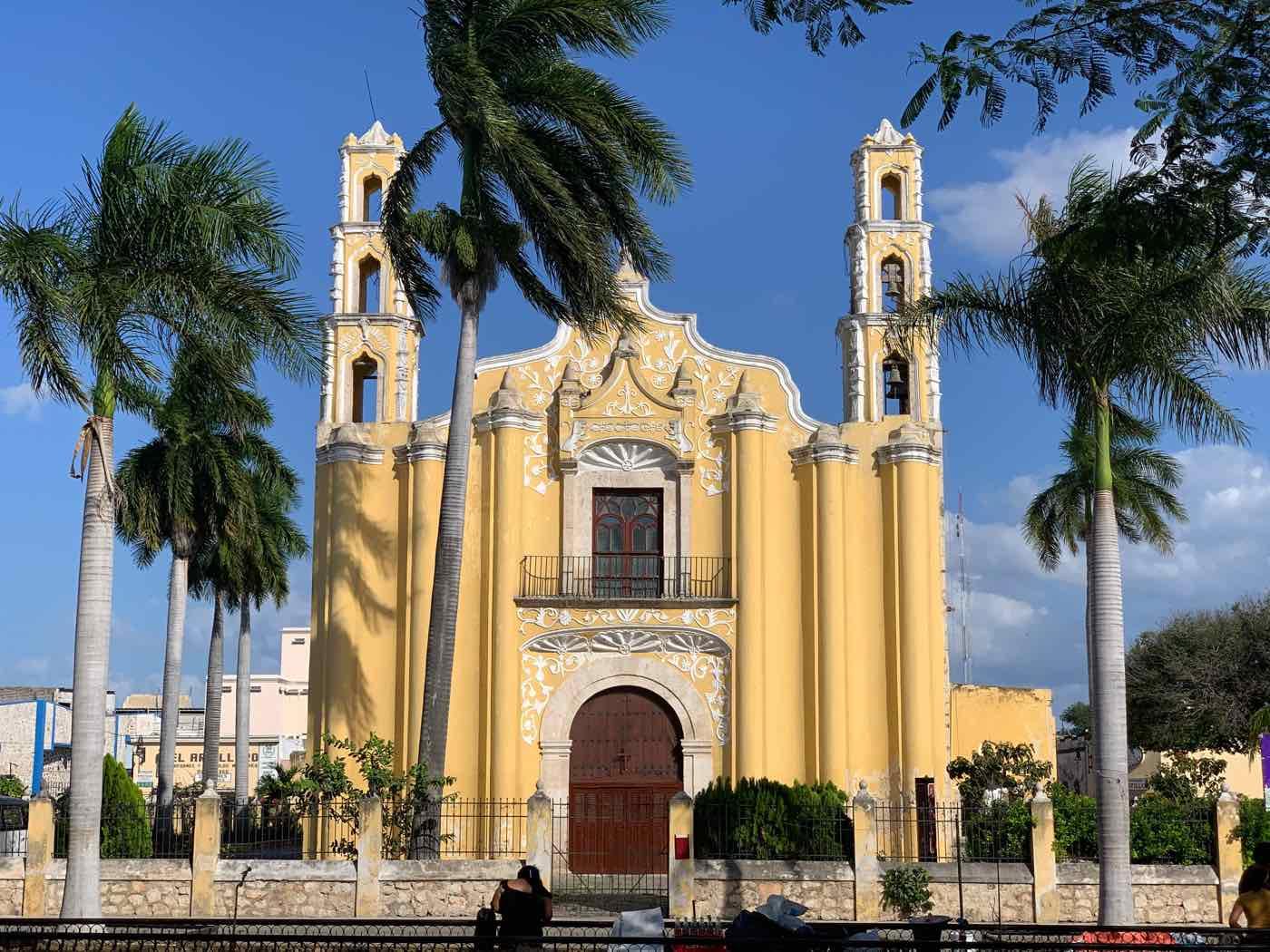 mexico itinerary merida yucatan