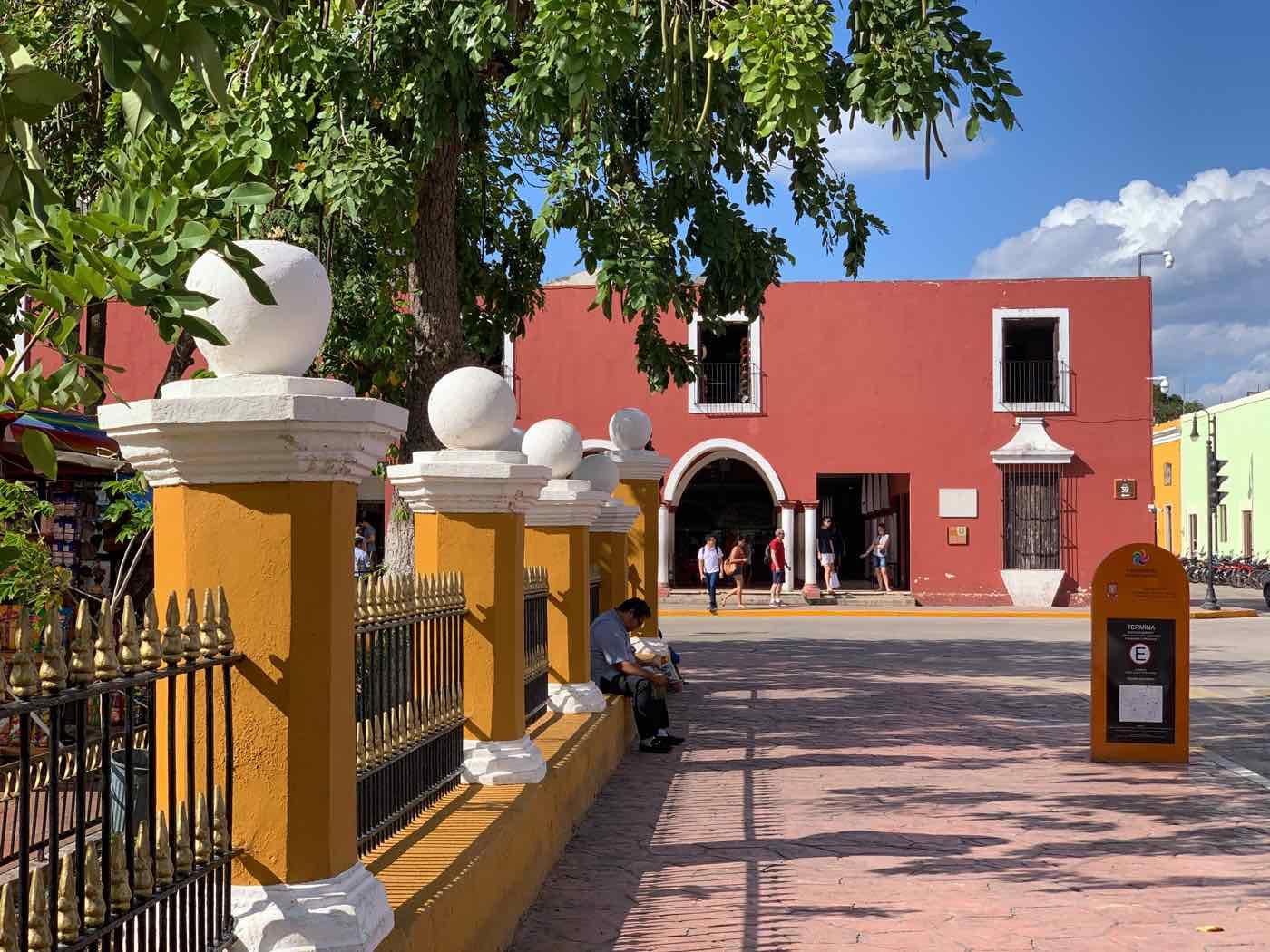 mexico itinerary valladolid yucatan