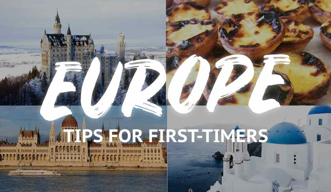 27 Europe Travel Tips For Your Euro Trip | Geeky Explorer