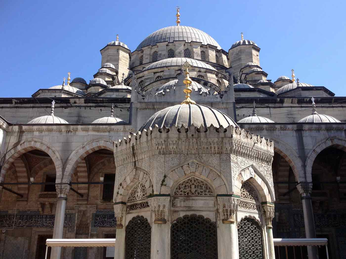 istanbul mosques new mosque