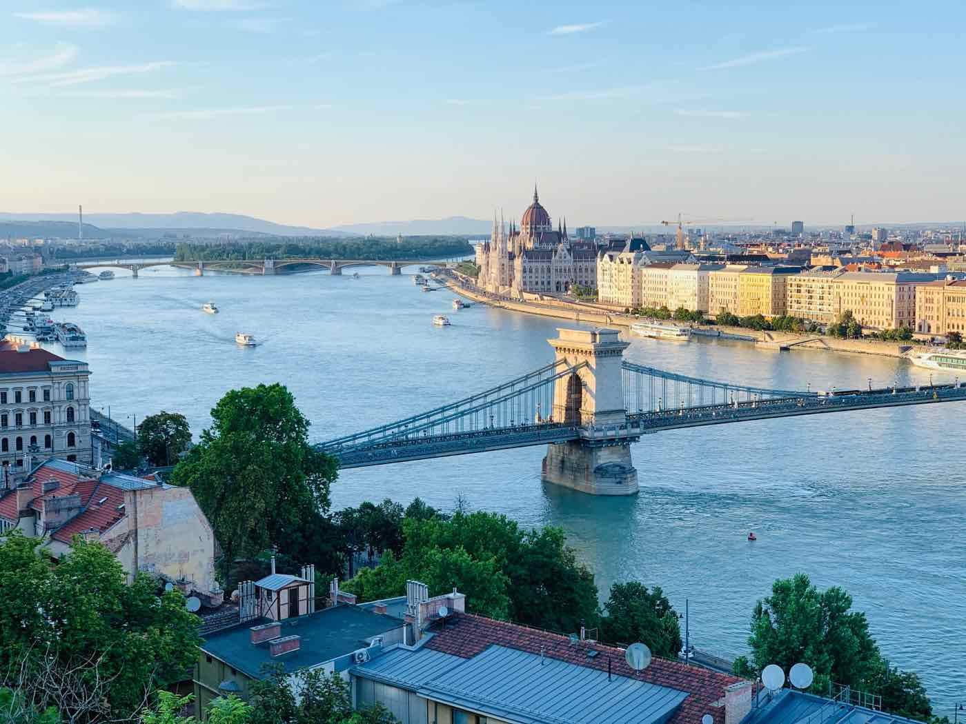 things to do budapest danube