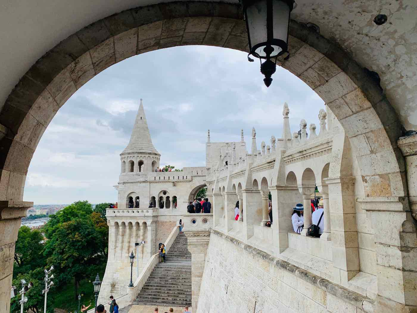 things to do budapest fisherman bastion