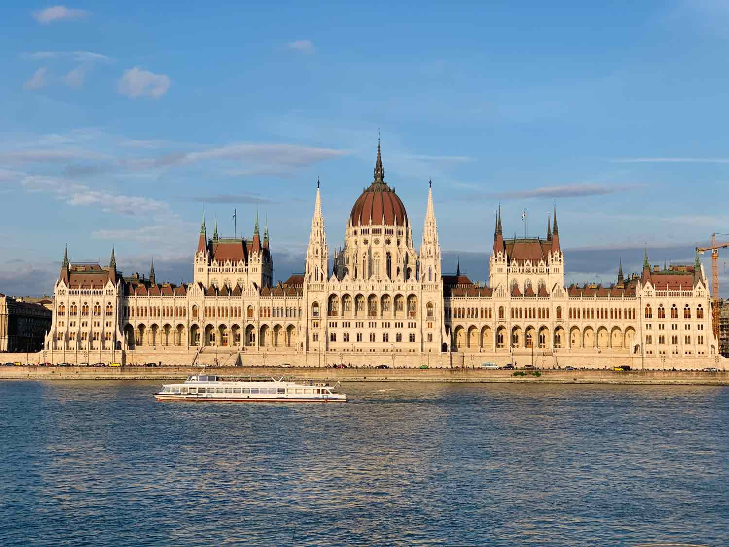 things to do budapest parliament danube