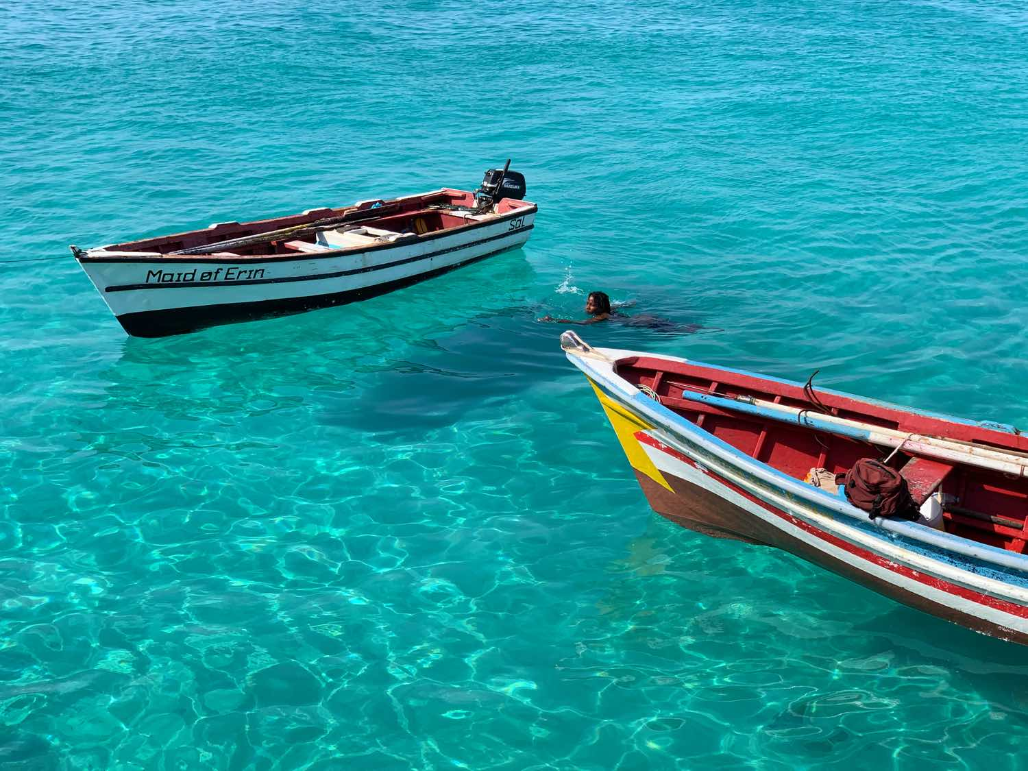 sal cape verde boats water