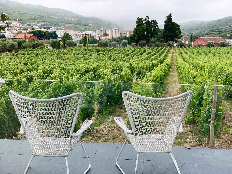 douro valley wine estate