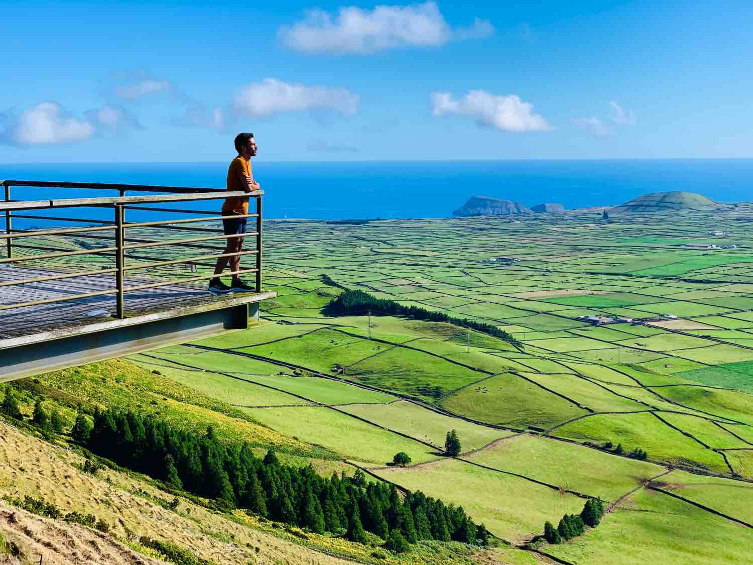 terceira azores serra do cume viewpoint